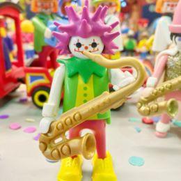 Zirkus Clown_ Oliver Schaffer