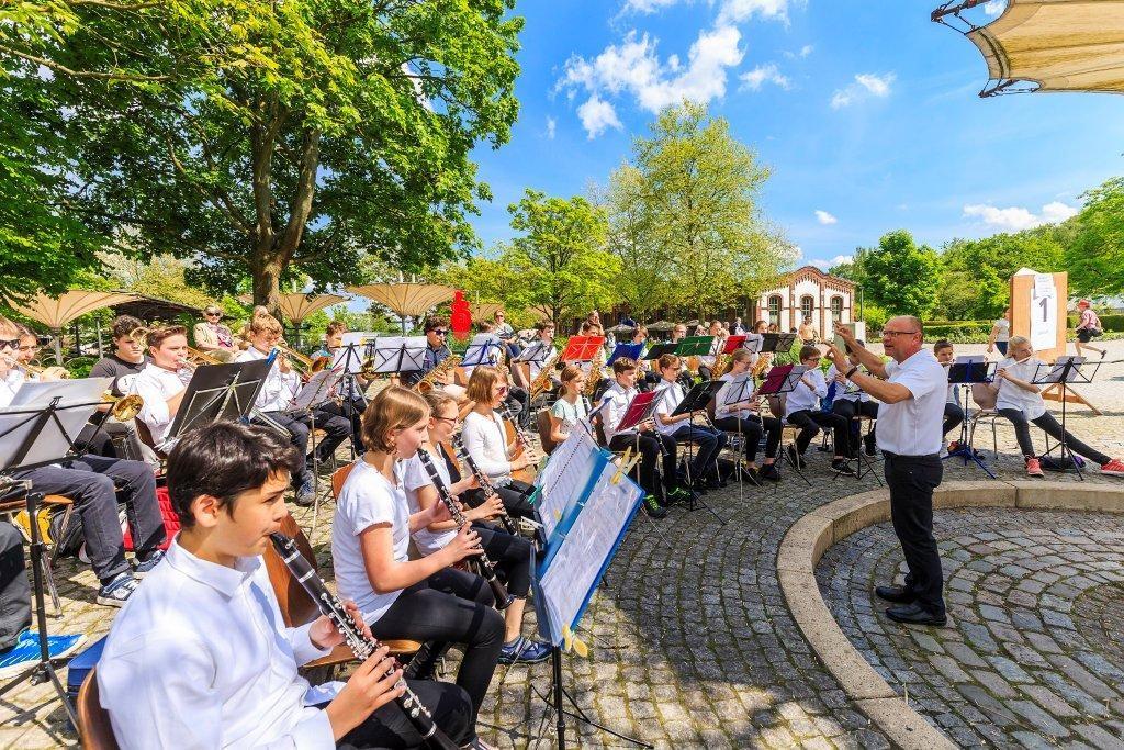 Musik Im Park Garmisch