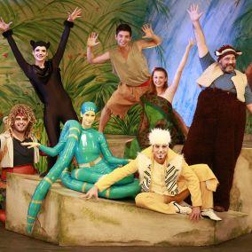 """Theater Liberi """"Dschungelbuch – das Musical"""""""