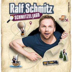 """Ralf Schmitz – """"Schmitzeljagd"""" Das neue Programm"""