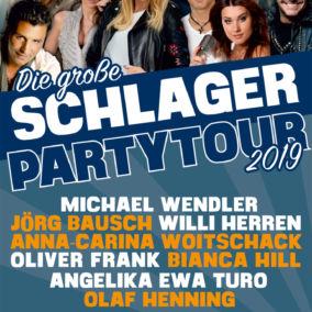Die große Schlager Partytour 2019