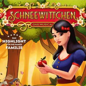 """""""Schneewittchen – das Musical"""" -Show um 11.00 Uhr-"""