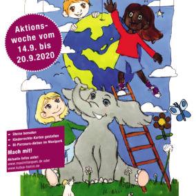 Weltkindertag Aktionswoche vom 14.-20. September