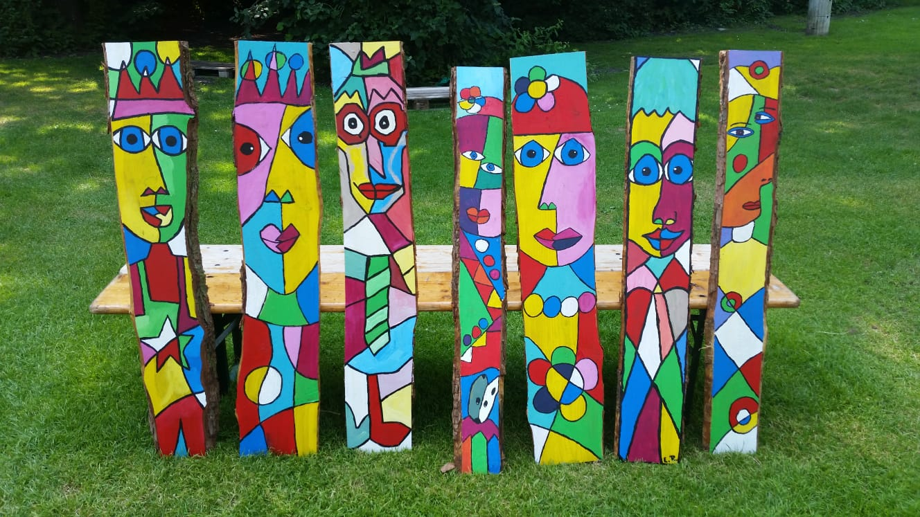 Bild zur Veranstaltung WOODPEOPLE | Kunst-Workshop fr Erwachsene